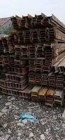 出售3米16工字钢260支,16公斤左右*米,济宁提货