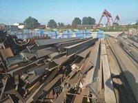 出售250工字钢,7米以上,现货100吨,石家庄提货