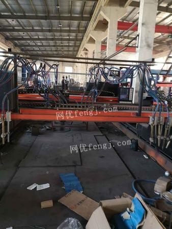 H型钢生产线出售