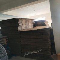 重庆江北区九成新二手纸箱出售 现货一千多个,自提5元/个