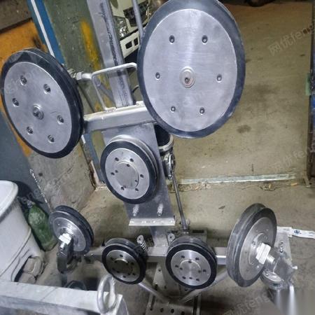 重庆江北区因没有活源,出售哈尔滨二手液压绳锯机 4万元
