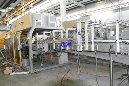 出售二手达意隆膜包机2013年设备