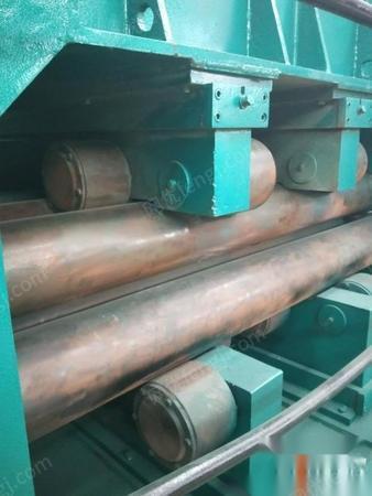 河南郑州出售平20个厚的校平机一台。接电能用