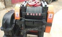 新疆乌鲁木齐出售废旧钢筋切粒机 撕碎机 调直机 30000元