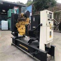 广东广州美国强鹿132kw发电机出售