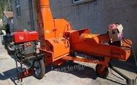 北京大兴区出售移动式树枝秸秆粉碎机 20000元