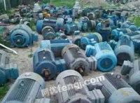 长期回收连云港周边地区废旧电动机