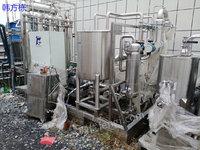 出售二手有机膜分离系统、型号JWUF--96