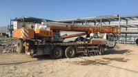 安徽固镇出售1台中联25v5二手起重设备490000元