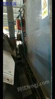 出售江西 2832大型通過式拋丸機,設備開口2.8*3.2米,14個11kw拋丸
