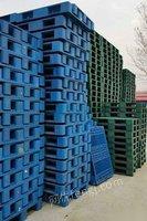 山东威海处理一批闲置塑料托盘1200*100