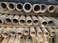 山东聊城常年供应二手73油田钢管大棚管