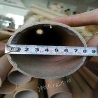 浙江金华8cm直径 纸管 纸管出售  800根/月, 长期有货,自提2元/根