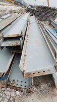 出售450×200×13国标直条,长度7.2和7.5两个尺寸,有500吨左右,郑州提货