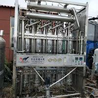 宁夏出售二手蒸馏水机