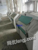 河南安阳出售1批面粉厂整体设备