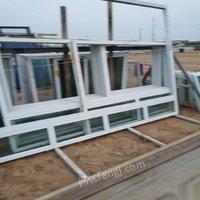 天津河西区出售彩钢,防火阻燃岩棉复合板,泡沫板,门窗,方刚,冷库板