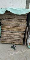 浙江湖州安吉孝丰旧方木模板出售