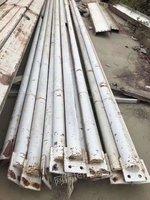 出售水平管,C型钢200的,定尺7米长,厚2.3左右,500-600支左右