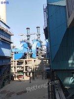 出售130吨高温高压流化床锅炉