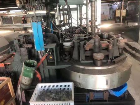 公司处理梦大8S制瓶机(玻璃瓶)1台,九成新