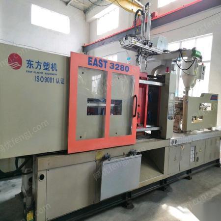 江苏苏州因车间空间有限 8成新328吨注塑机出售 45000元
