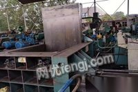 湖南长沙出售200吨金属打包机