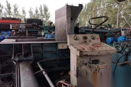 废钢铁加工设备价格
