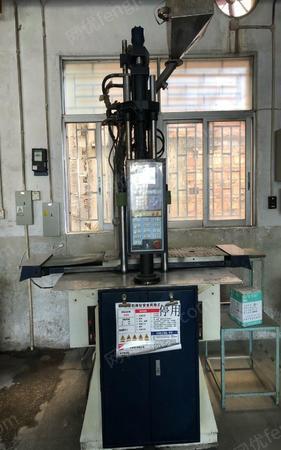 广东深圳转售立式注塑机一台 22800元