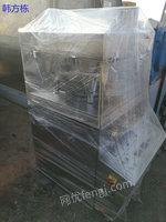 广东茂名出售33冲二手高速压片机、二手全自动胶囊充填机。
