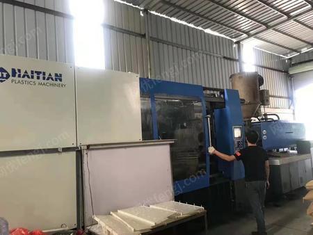 在工厂生产中海天650吨伺服电机出售