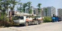 广东云浮出售1台中联25v5二手起重设备380000元
