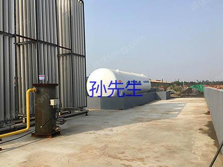 出售二手气化站气化撬装设备  二手液氧储罐