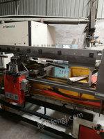 出售二手俊联半自动背刀车床 二手木工机械回收 木工车床