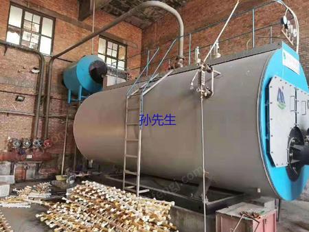 求购二手燃气燃油蒸汽锅炉  生物质锅炉 LNG天然气储罐