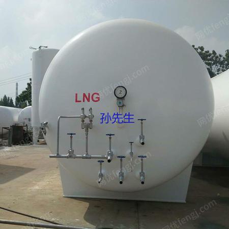 全国回收各种二手低温液体储罐  液化天然气储罐