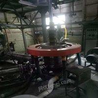 浙江金华低价处理1.8米上旋内冷吹膜机