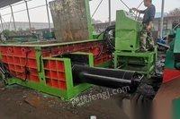 安徽宿州安装少用华宏250吨金属打包机出售