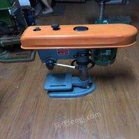 江西抚州出售台钻 砂布床 木线机 门框组合机 气动断料锯