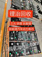 四川新能源汽车锂电池回收、铁锂、三元、钛酸锂电议或面议