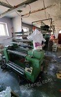 山东青岛出售织带机,无梭织带机,勾边机 15000元