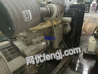 Sell used imported Cummins diesel generator which is 6CT8.3G2