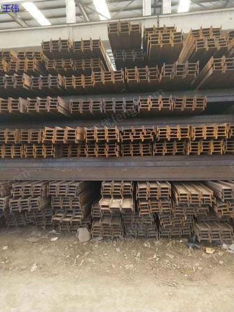 低价处理16工字钢一千吨