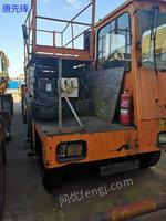 江苏无锡出售1台二手3吨侧叉车便宜处理电议或面议