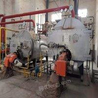 甘肅慶陽出售精品四噸六噸燃氣蒸汽鍋爐