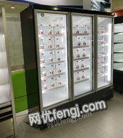 郑州立式冷冻展示柜-18℃全新出售