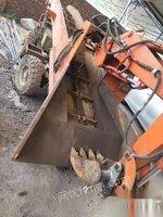 四川成都转让60轮胎刮板扒渣机成色好使用1个月矿山停工了