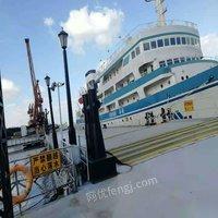 北京平谷区二手船酒店专用八十米船出售 100000元