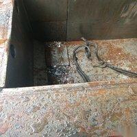 重庆九龙坡区出售华宏125吨金属打包机,260八角打包的 35000元