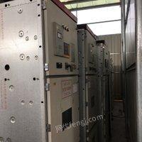 转让出售成套高低压配电柜 断路器开关等配件